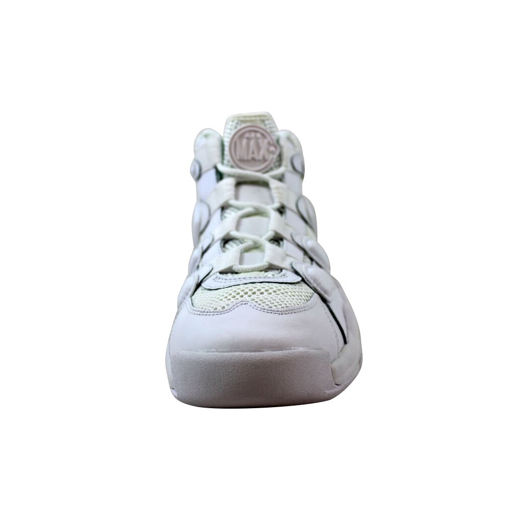 da8c187975 Shop Nike Men's Air Max2 Uptempo '94 White/White 922934-100 - Free Shipping  Today - Overstock - 21141281