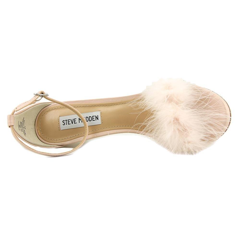 fe83f6cf4ad Shop steve madden scarlett women peep toe synthetic pink heels free  shipping today jpg 1000x1000 Steve
