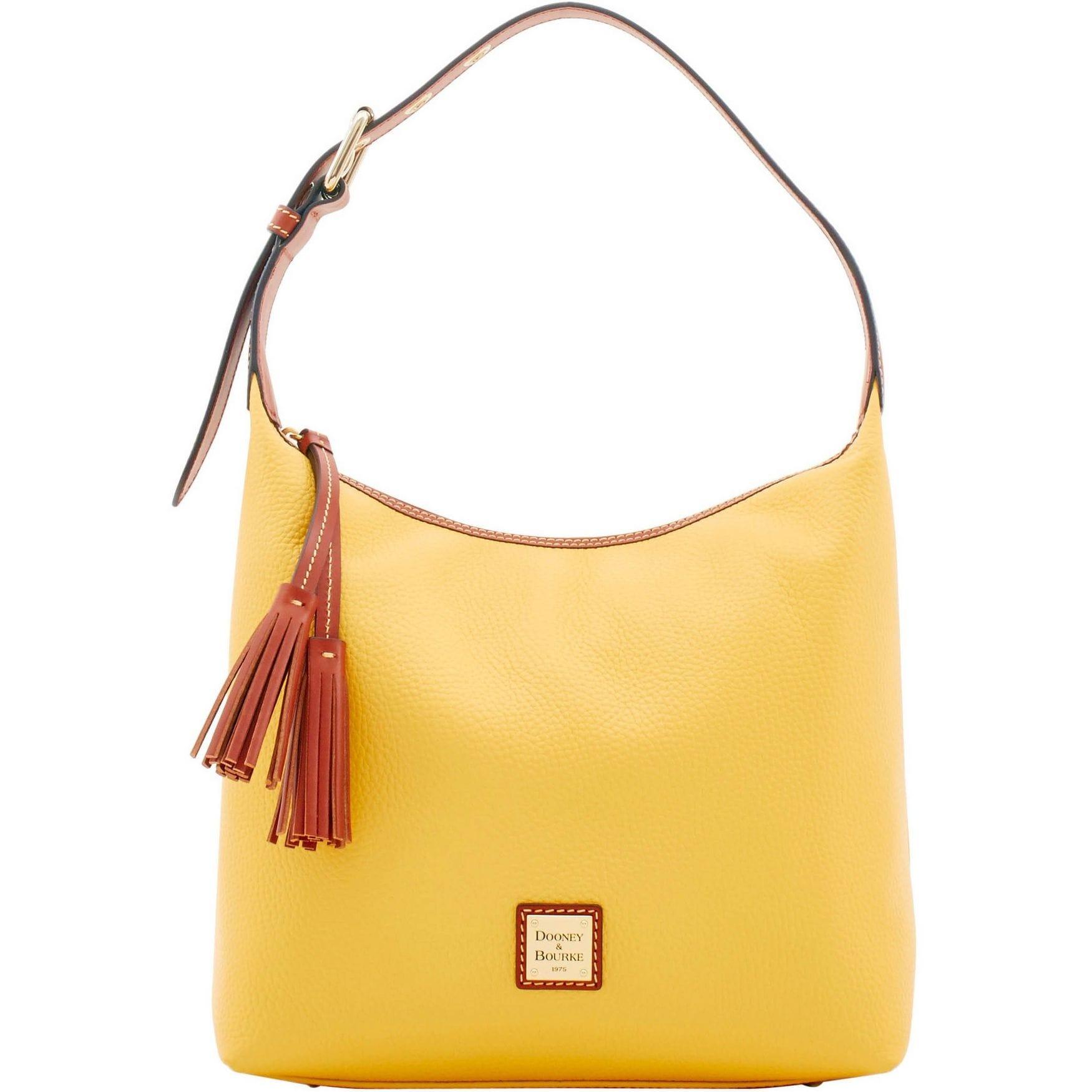 6c2239ac7 Dooney & Bourke Pebble Grain Paige Sac Shoulder Bag (Introduced by Dooney &  Bourke in )