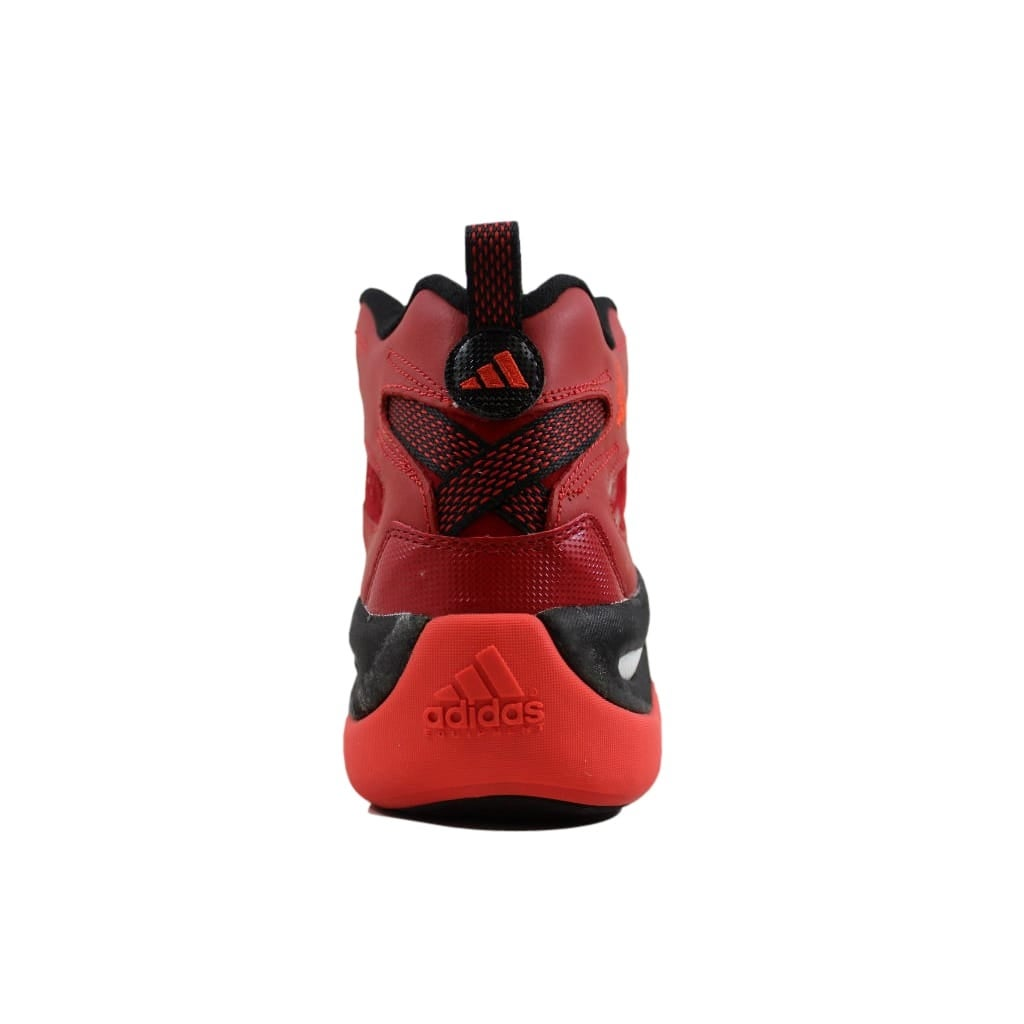 low priced 9fc0d f55ce Shop Adidas Mens Crazy 8 RedWhite-Black G20784 - Free Shipping Today -  Overstock - 24306171
