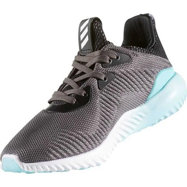 92d241700 Shop adidas Women s AlphaBOUNCE Running Shoe Granite FTWR White Core Black  - Free Shipping Today - Overstock - 14196008