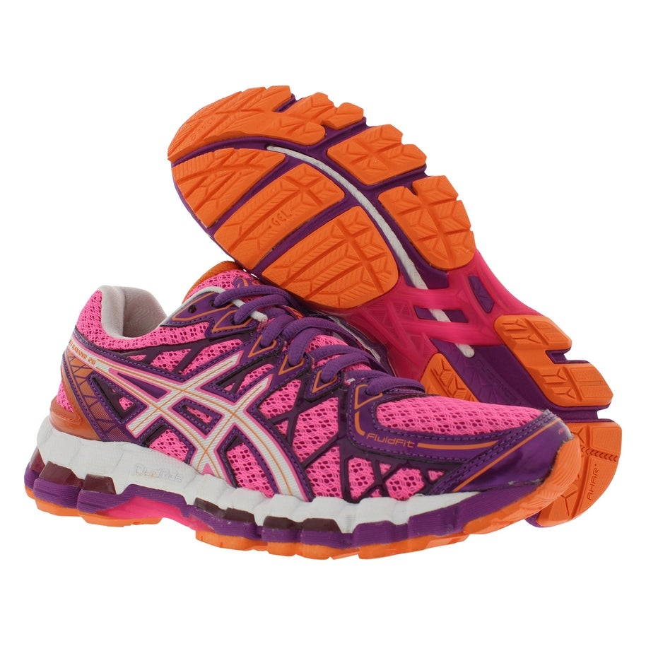 Shop Asics Gel-Kayano 20 Women s Shoes - 5.5 b(m) us - Free Shipping Today  - Overstock - 22020564 fd4701990a95