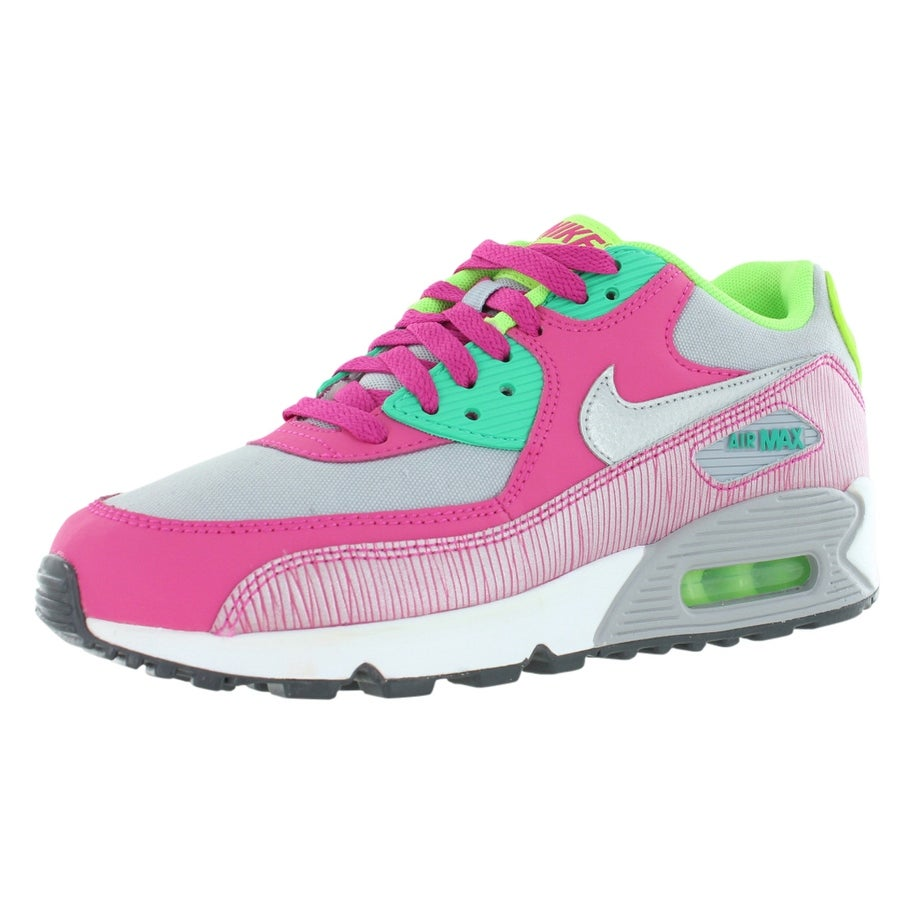 Shop Nike Max 90 2007 (Gs) Running Kid s Shoes - Free Shipping Today ... 143dc2932774