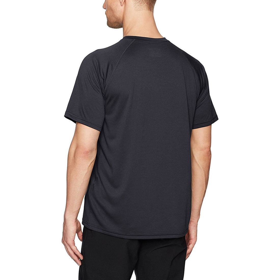 cec9ace0c9df Shop Under Armour Men s Tactical Tech Short Sleeve T-Shirt (Black ...
