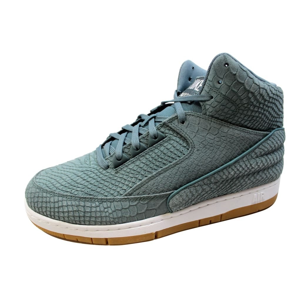 6e28f38be6b06e Shop Nike Men s Air Python Premium Hasta Hasta-White 705066-300 - Free  Shipping On Orders Over  45 - Overstock.com - 20140574