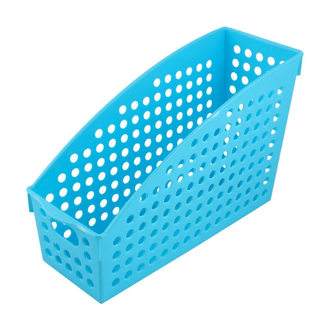Shop Home Office Plastic Paper Book Magazine Document File Holder ...