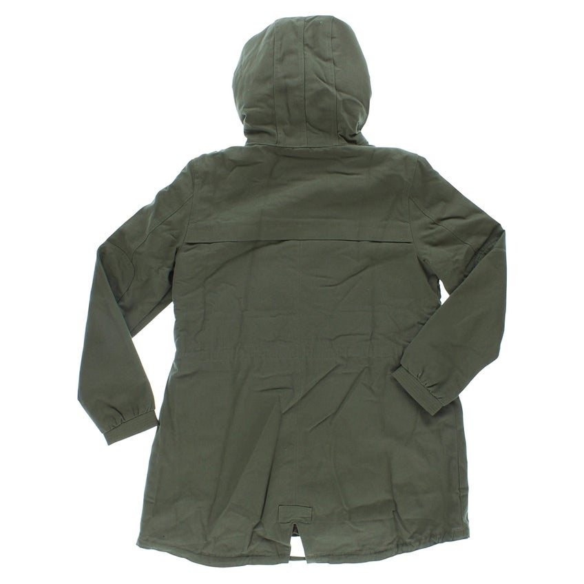 Shop Adidas Womens Adidas Originals Winter Parka Army Green - Army Green -  L - Free Shipping Today - Overstock - 22573945 ab14a6fba9