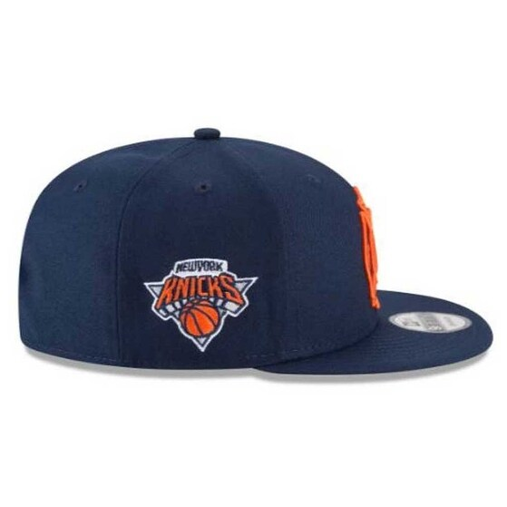 023fb8eba5c47 Shop New Era NBA City Series New York Knicks 9Fifty Snapback Hat Cap  11543299 - Free Shipping On Orders Over  45 - Overstock - 19562203