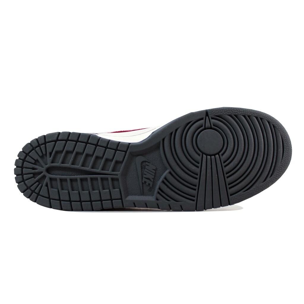timeless design d21da 7b21e Shop Nike Mens Dunk High Neutral GreyDeep Garnet-Sail 309432-062 - Free  Shipping Today - Overstock - 21159206