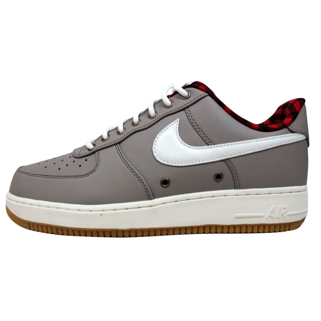newest 08909 9c96b Shop Nike Men s Air Force 1 07 LV8 Light Taupe Sail-Tour Yellow nan  718152-202 - Free Shipping Today - Overstock - 22919333