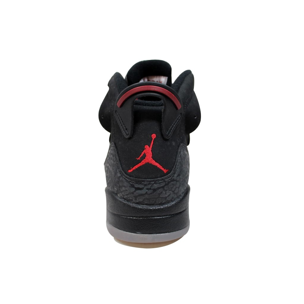 meet 45395 c47b6 Shop Nike Men s Air Jordan Son Of Mars Black Varsity Red-Cement Grey-White  Bred 512245-001 - Free Shipping Today - Overstock - 19625607