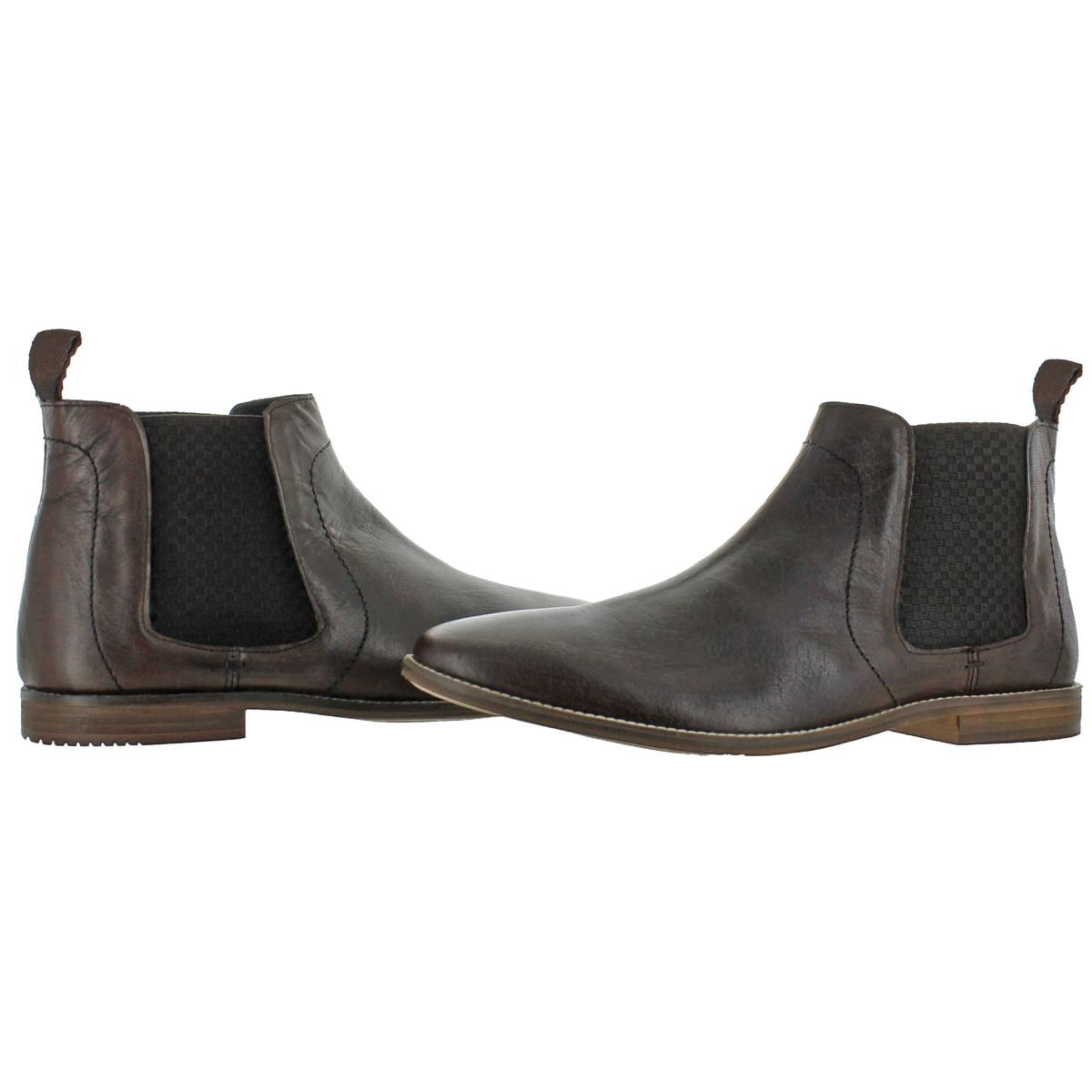 485651450b0 Ben Sherman Mens Gabe Chelsea Boots Padded Insole Formal