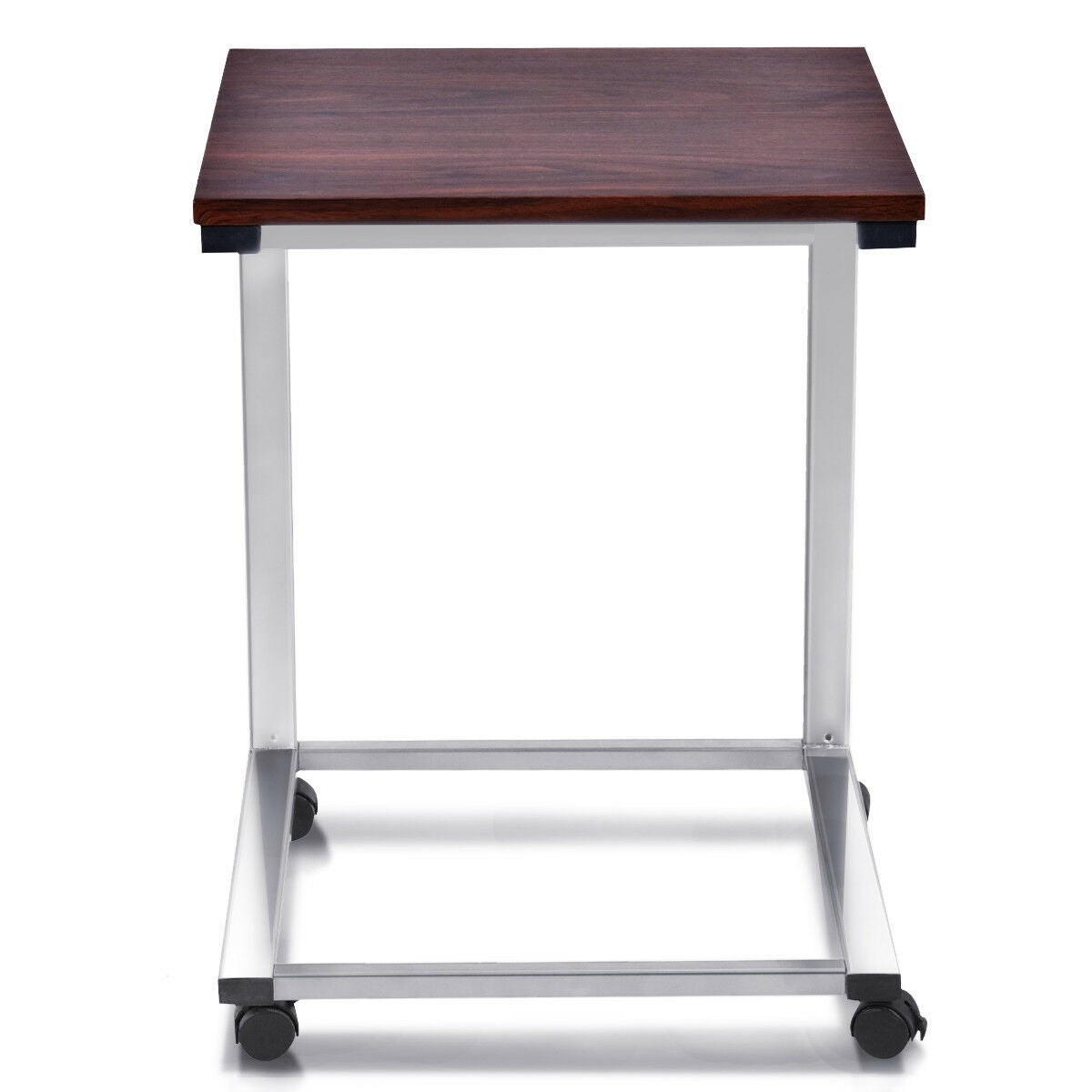 Shop Costway Coffee Tray Sofa Side End Table Lap Stand Tv Snack