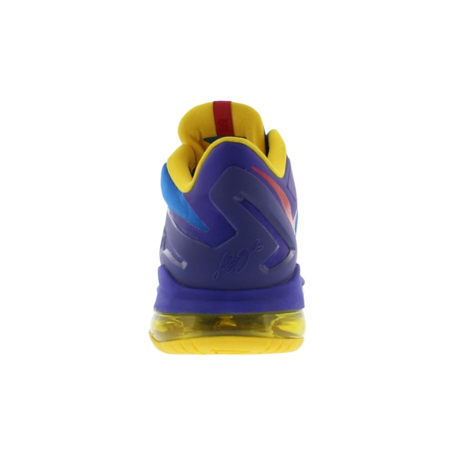 2f592d9b303 Shop Nike Lebron XI Low Basketball Gradeschool Boy s Shoes - Free Shipping  Today - Overstock - 22124857