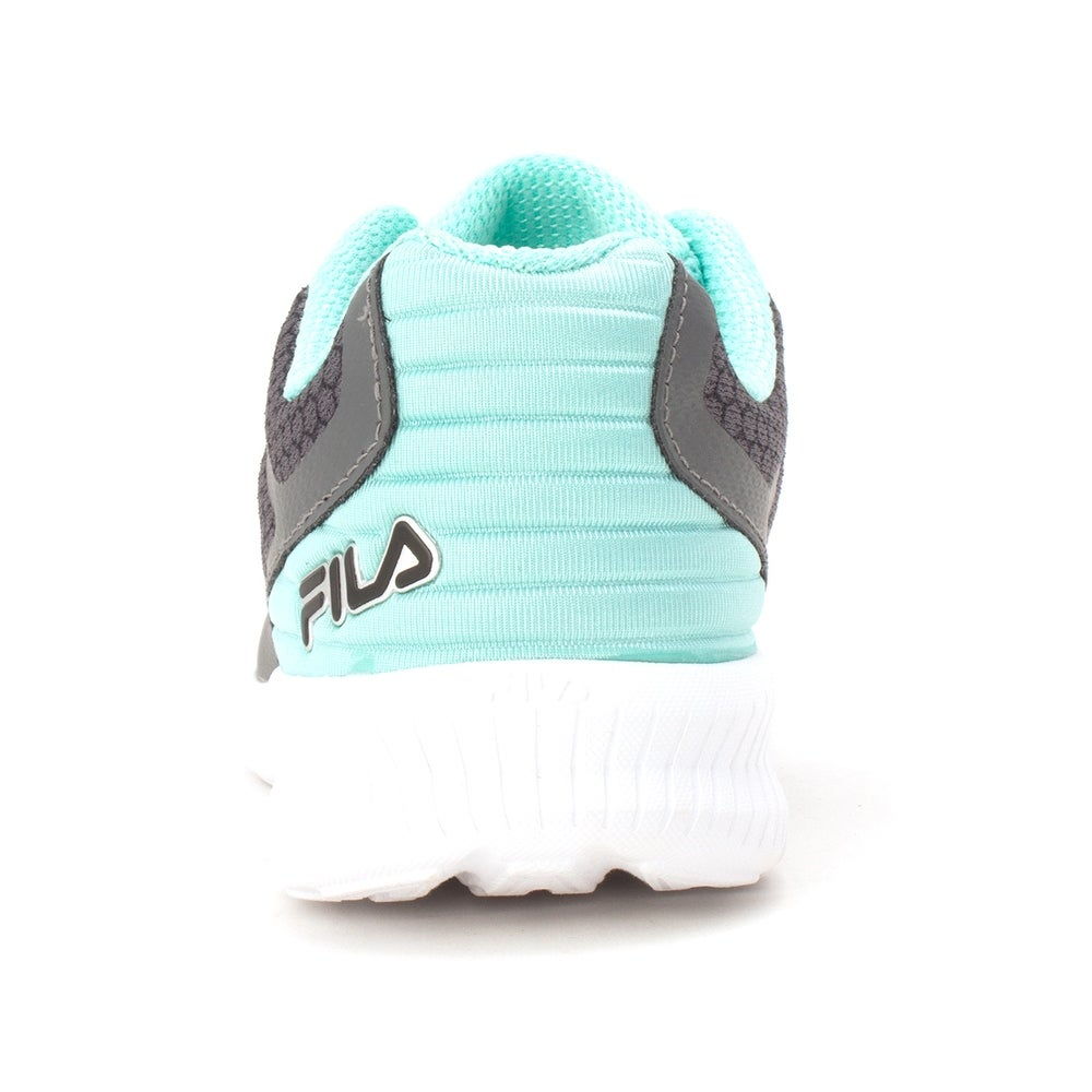 589c984664 Shop Fila Womens Memory SpeedStride Low Top Lace Up Running Sneaker - Free  Shipping Today - Overstock - 23387853