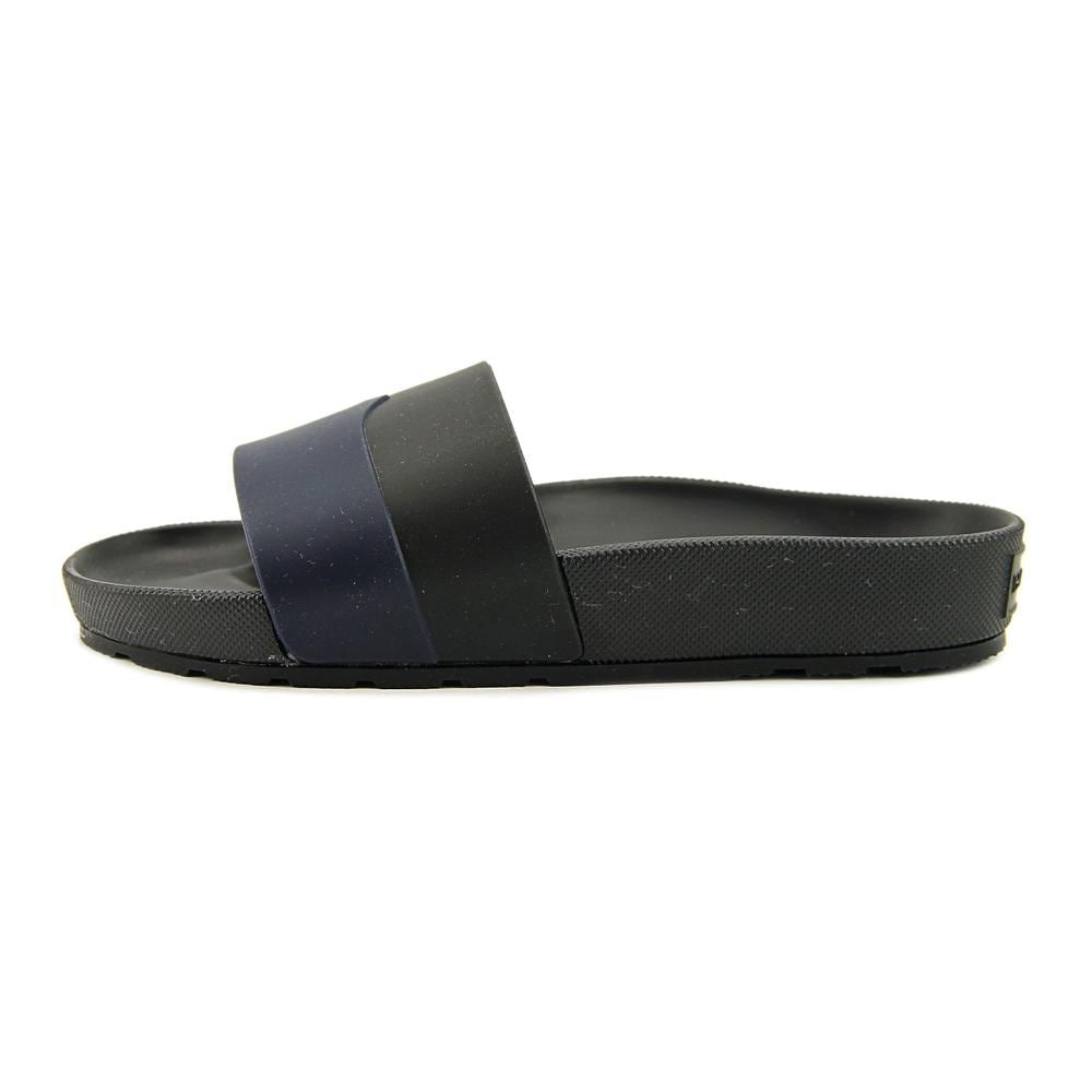 8433f6719bf7 Shop Hunter Original Two Tone Moustache Women Midnight  Black Sandals -  Free Shipping On Orders Over  45 - Overstock - 16748590