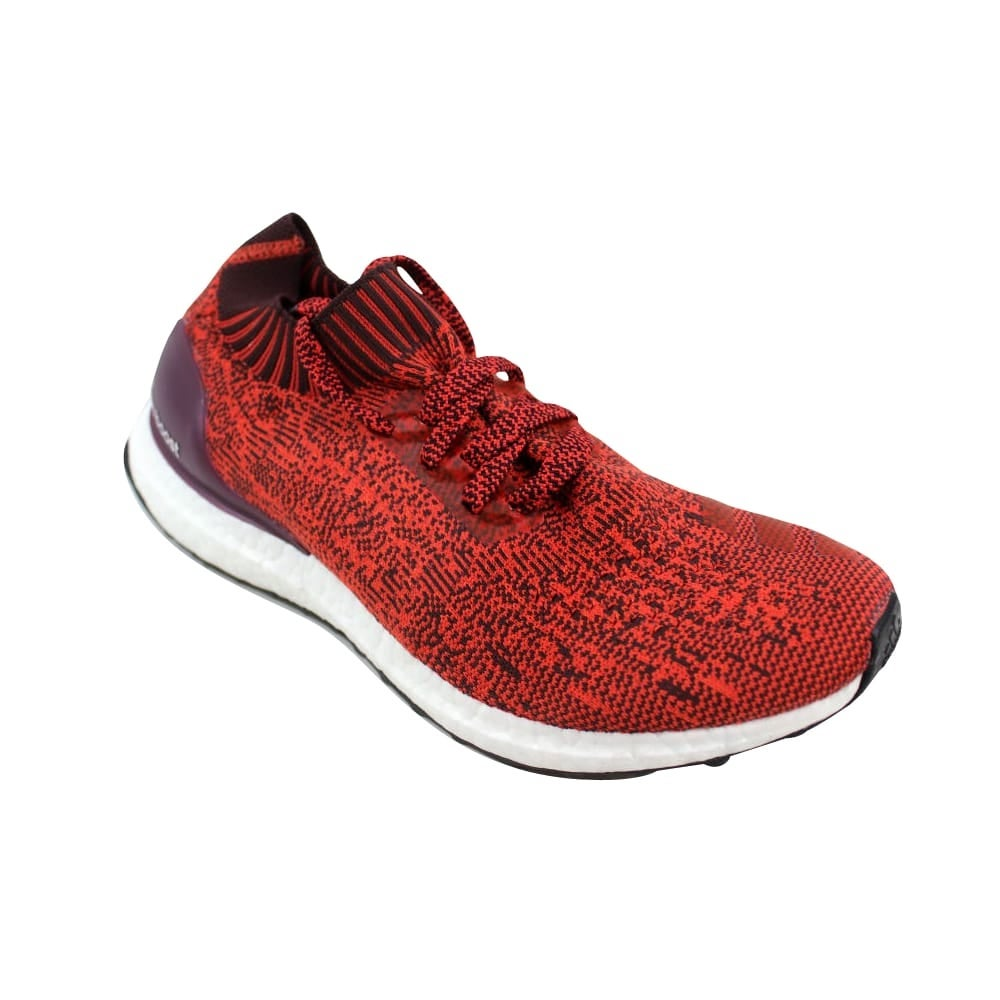 efa63b1f4c0ca Shop Adidas UltraBoost Uncaged Dark Burgundy Tactile Red Men s BY2554 Size  9.5 Medium - Free Shipping Today - Overstock - 27339396