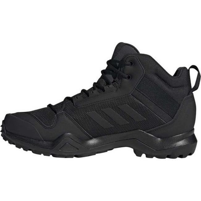 2fdeeb4923236 Shop adidas Men s Terrex AX3 Mid GORE-TEX Hiking Shoe Black Black Carbon -  Free Shipping Today - Overstock - 26411450