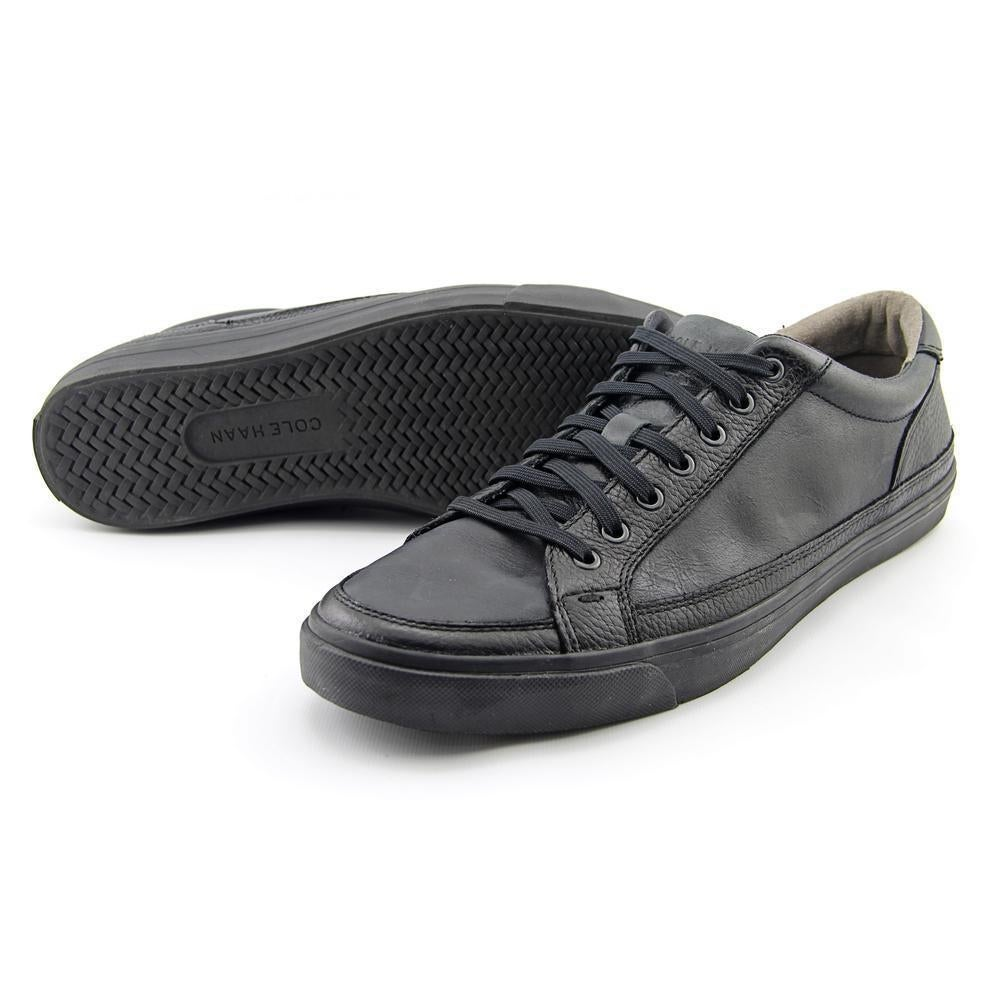 Cole Haan Mens Duncan Low Top Lace Up Fashion Sneakers - Free Shipping  Today - Overstock.com - 22053246