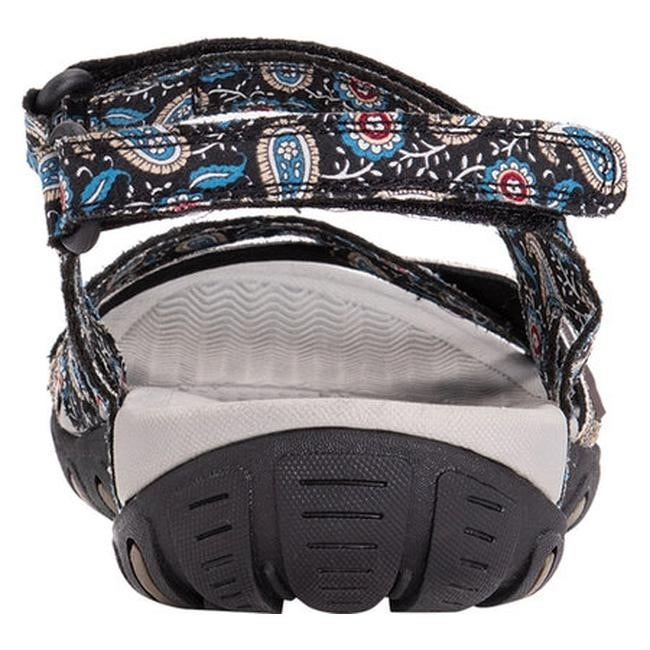 6e3af50042bf Shop MUK LUKS Women s Ophelia Sport Sandal Navy - Free Shipping Today -  Overstock - 27348048