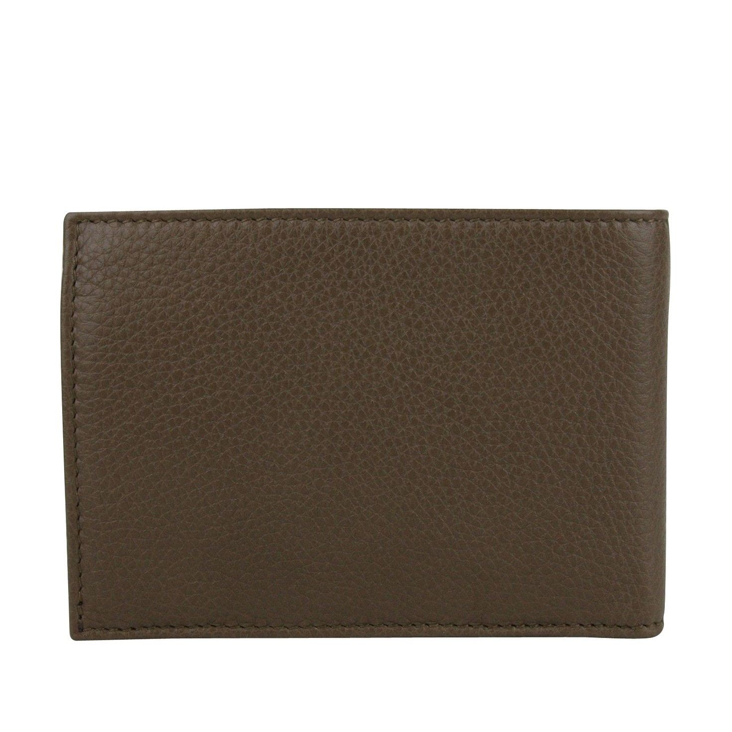 093618fdc9e202 Shop Gucci Bifold Brown Leather Wallet With Logo and Coin Pocket 292534  2527 - One size - Free Shipping Today - Overstock - 28031782