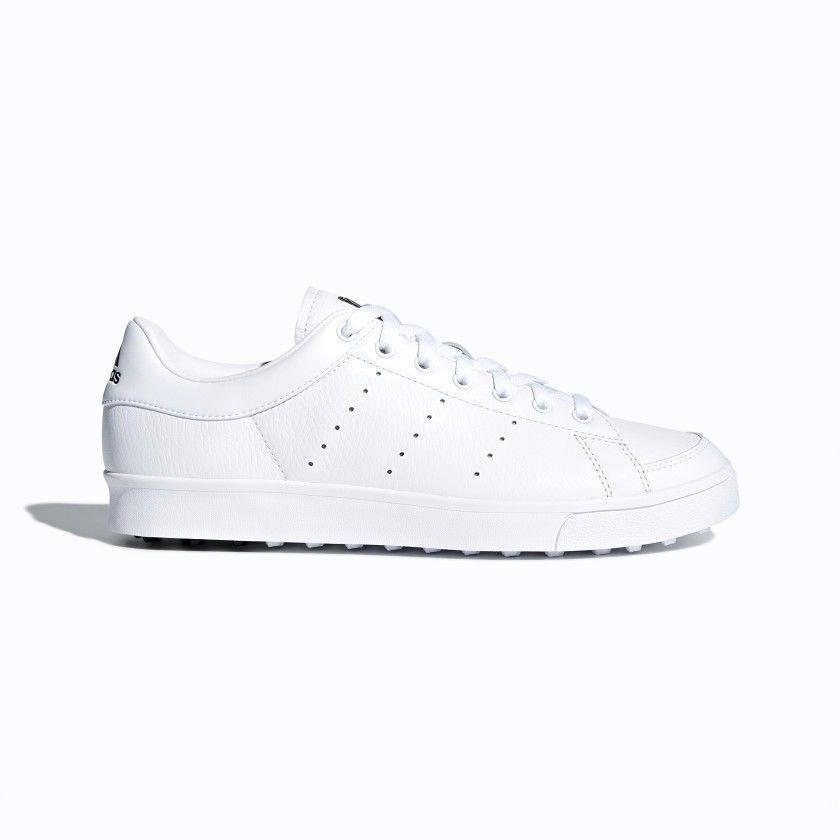 the latest ab802 70f4a Adidas Men's Adicross Classic Cloud White/Cloud White/Core Black Golf Shoes  F33750-F33779