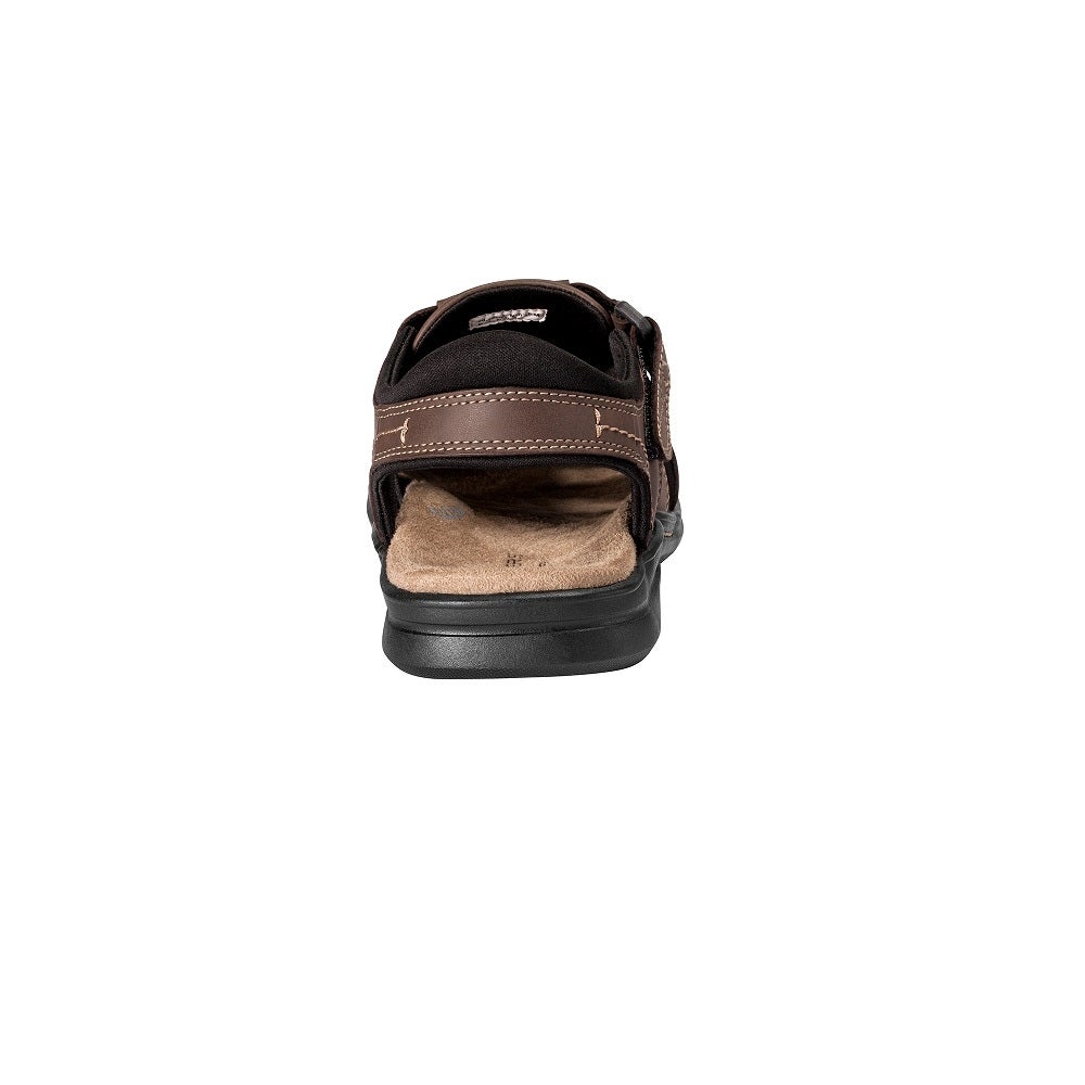c7cac060df64 Shop Dockers Mens Marin Outdoor Sport Fisherman Sandal Shoe - Free Shipping  On Orders Over  45 - Overstock - 22538653