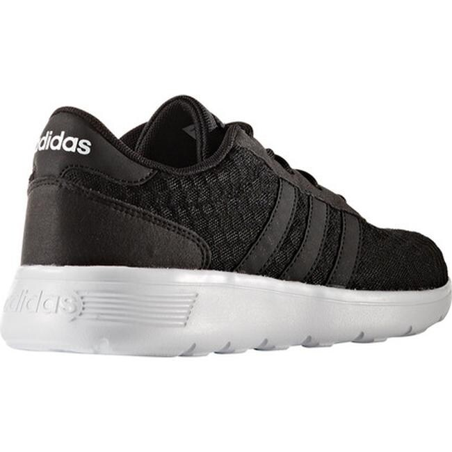 f126079b4d6 Shop adidas Women s NEO Lite Racer Sneaker Core Black Core Black FTWR White  - Free Shipping On Orders Over  45 - Overstock - 17042020