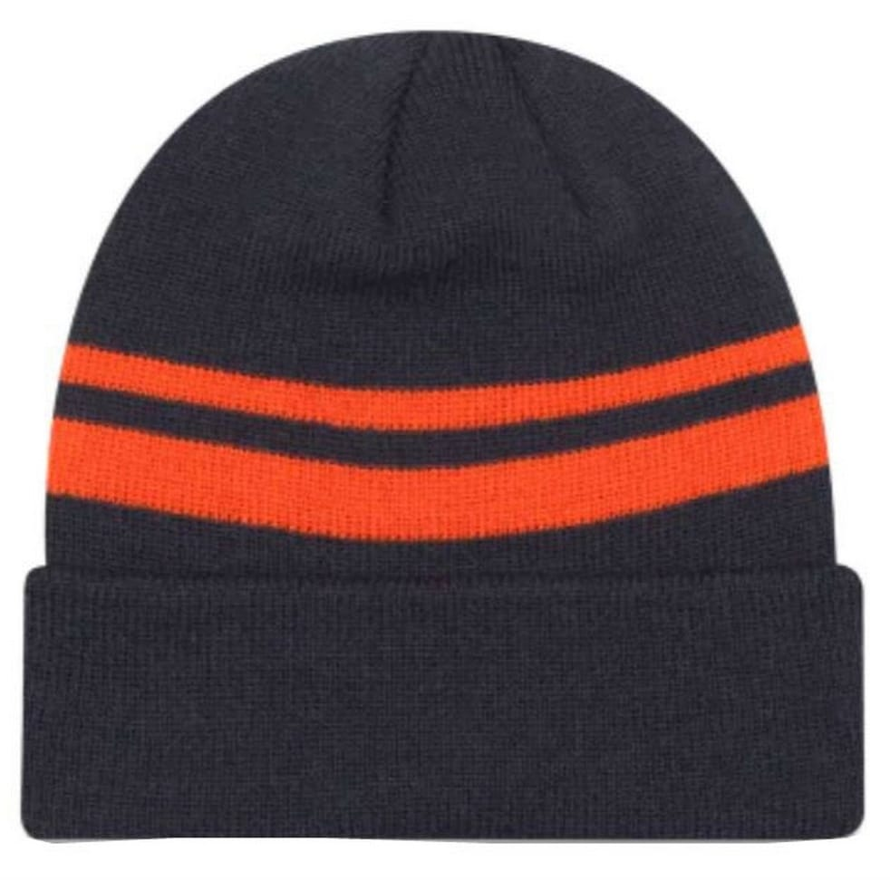 6eab871a New Era 2019 NFL Chicago Bears Cuff Knit Hat Beanie Stocking Winter Skull  Cap