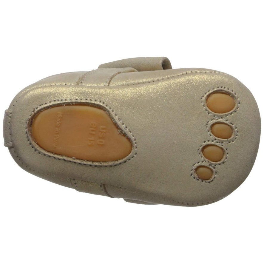 6f667d4761a Elephantito Kids  Baby Ballerina with Bow Crib Shoe - 0 m us infant - Free  Shipping On Orders Over  45 - Overstock - 28105348