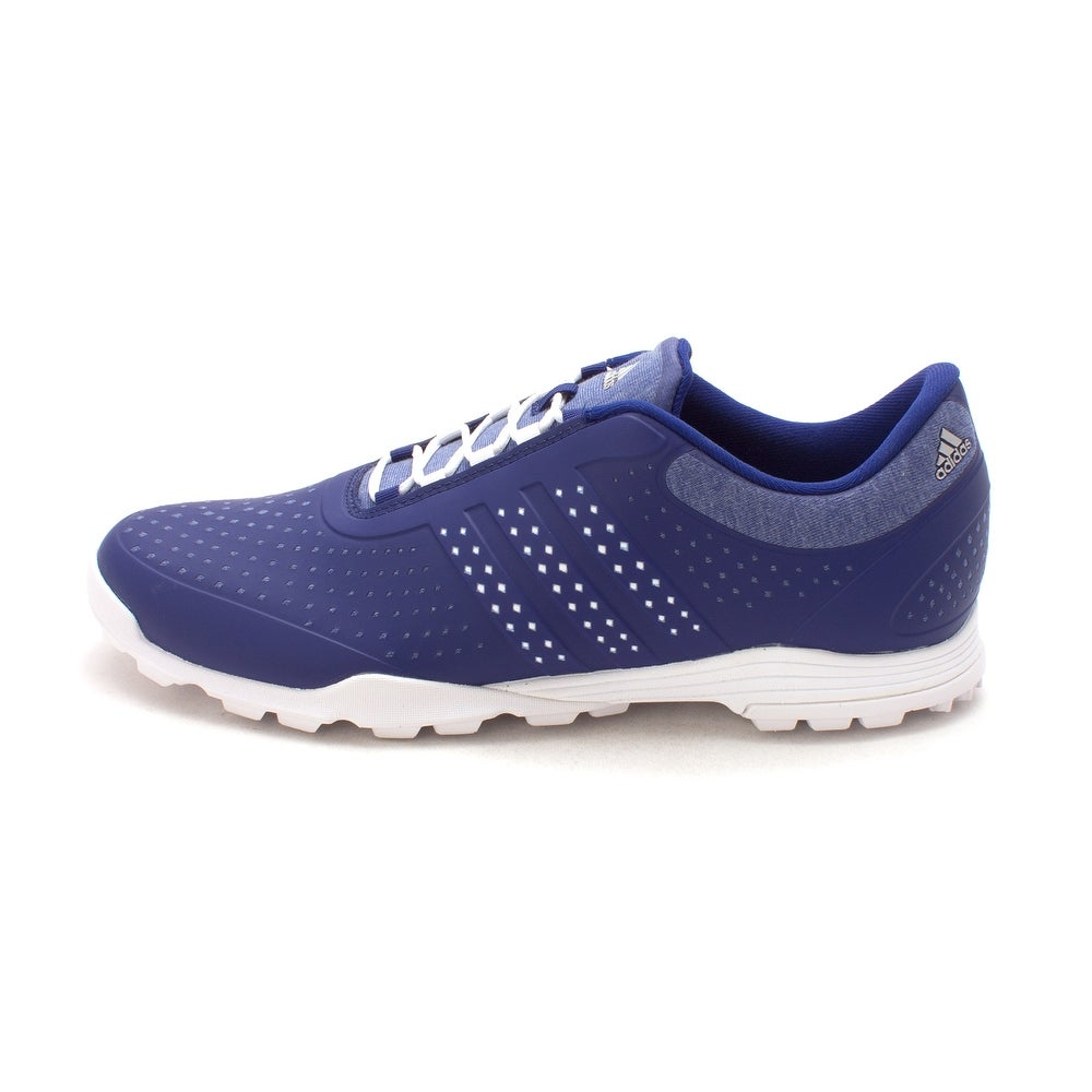 low priced 3e630 598a8 Adidas Womens adipure sport Low Top Lace Up Running Sneaker - 10