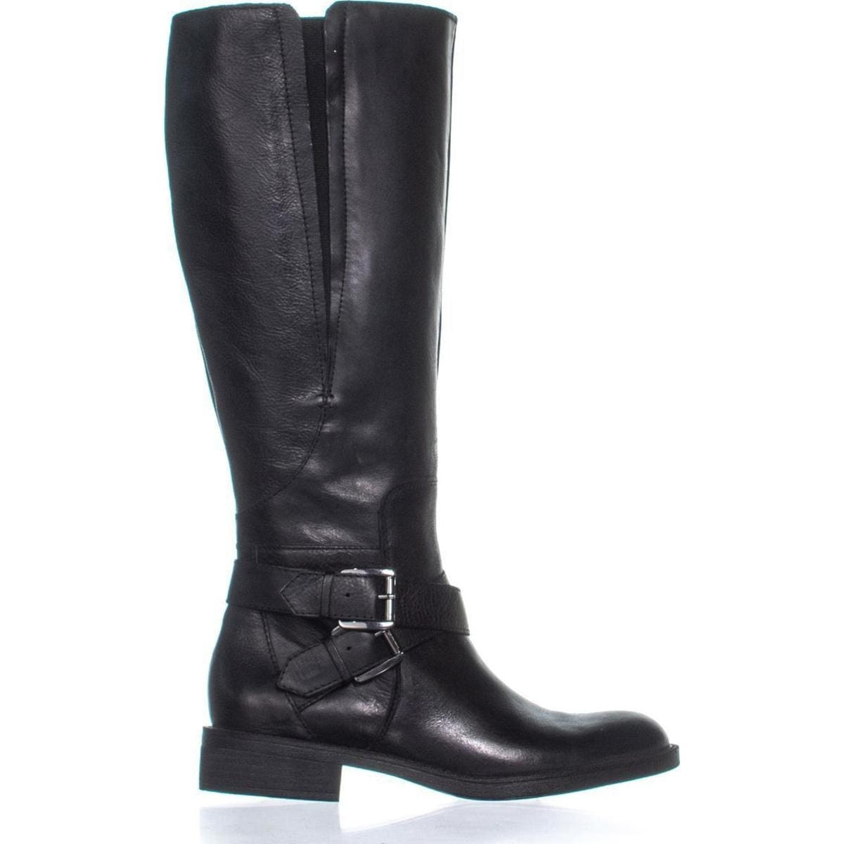 22b7c3ea2874 Shop Enzo Angiolini Scarly Wide Calf Knee-High Boots