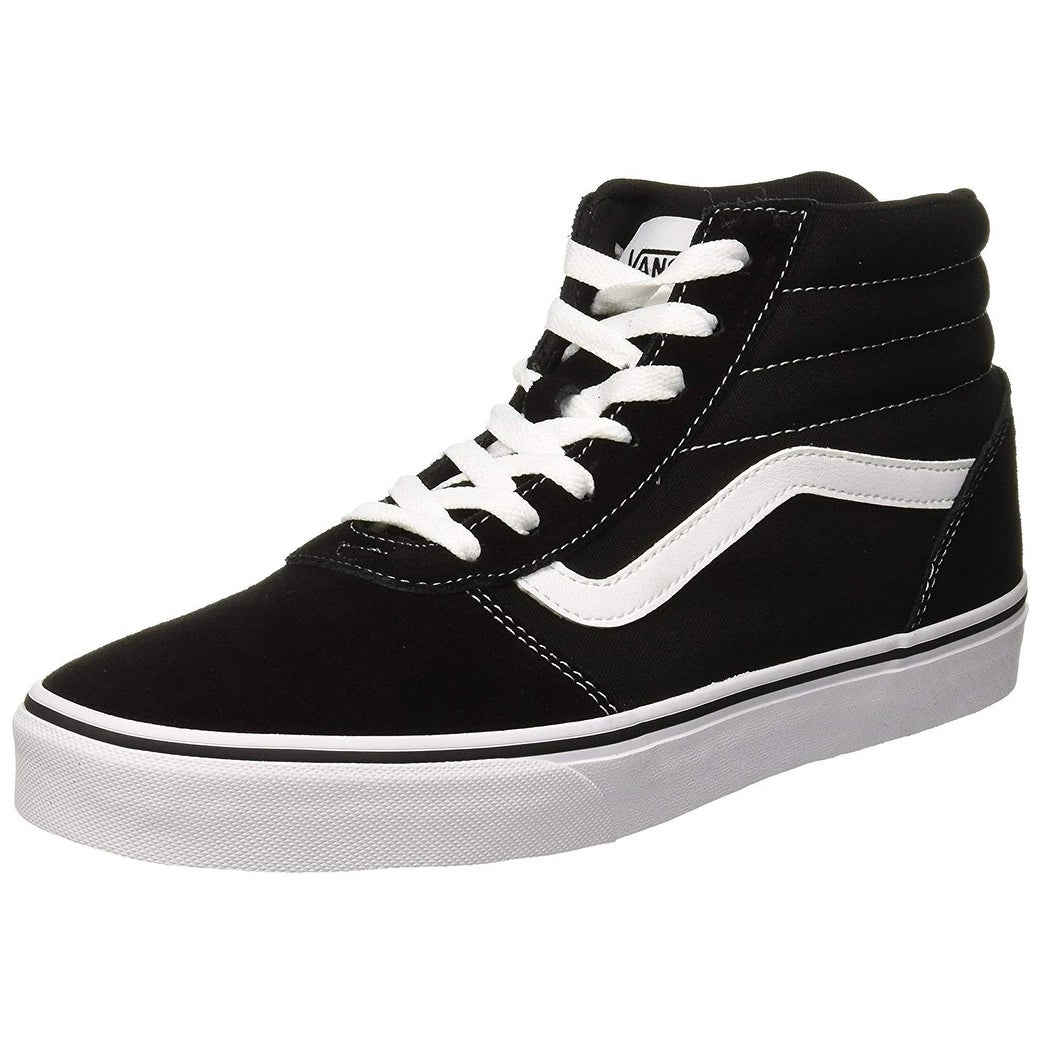 0705e96e5fd Shop Vans Women s Ward Hi Top Trainers