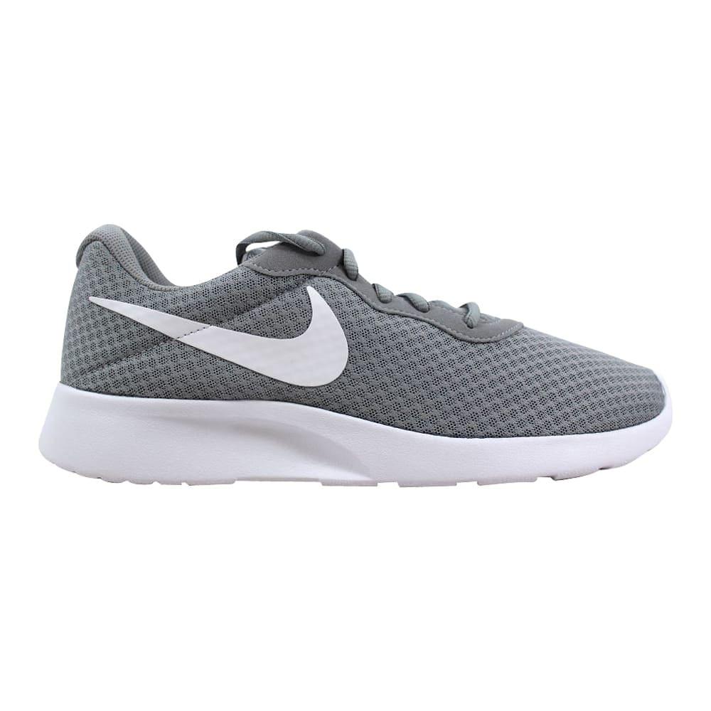 detailed look 19ed2 4d192 Nike Tanjun Wolf Grey White 812654-010 Men s