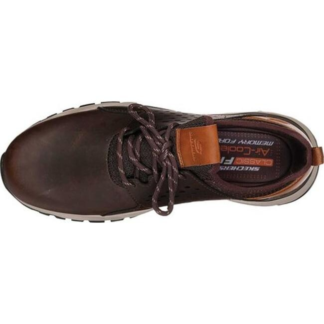 9a90780691 Hemson Chocolate Sneaker Shop Men's Shipping Relven Free Skechers qw6Pp