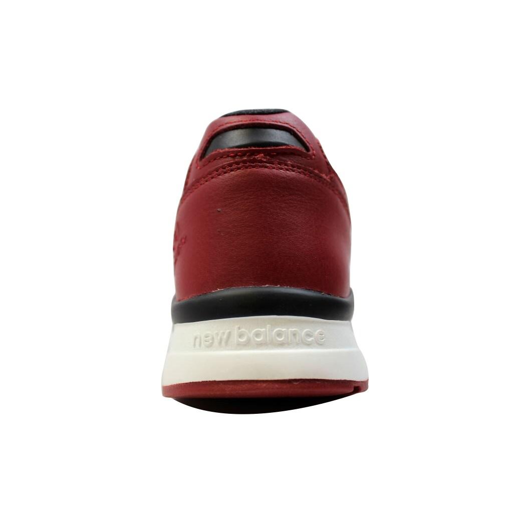 pretty nice 30294 ed629 New Balance Men's 530 Lux Leather Red/Black M530VTB