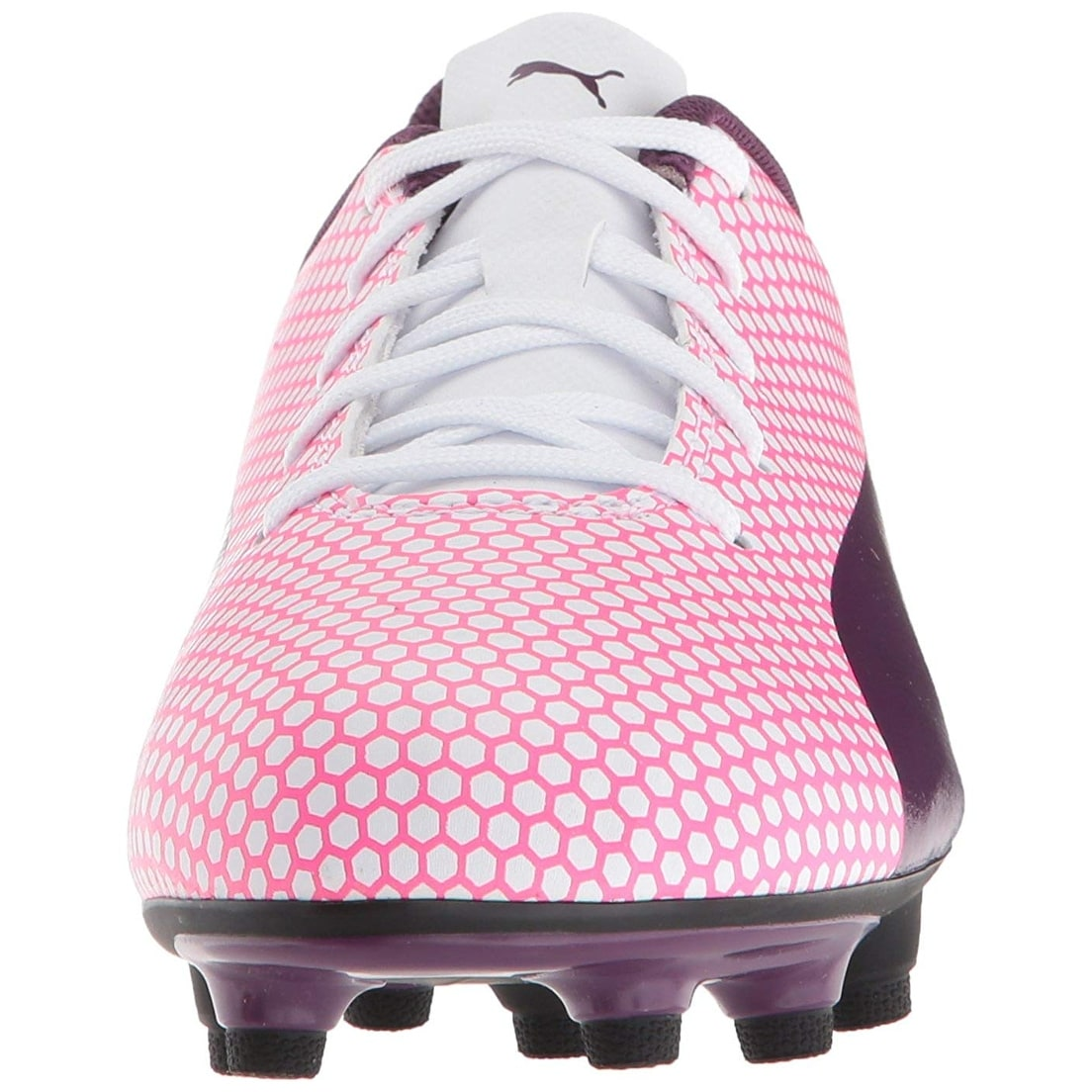 fc94370ec Shop Kids Puma Girls Spirit FG Jr Low Top Lace Up Soccer Sneaker - Free  Shipping On Orders Over  45 - Overstock - 25681102