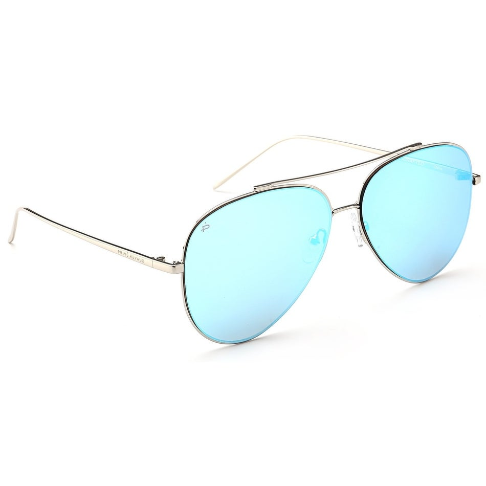 05403d9696 Shop PRIVe REVAUX The Aphrodite Handcrafted Designer Aviator Sunglasses For  Men   Women - Free Shipping On Orders Over  45 - Overstock - 21683387