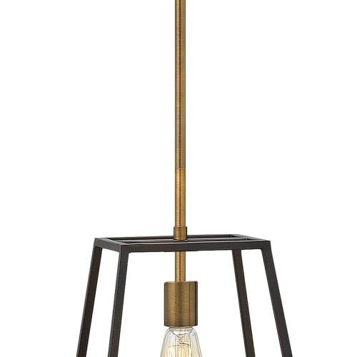 shop hinkley lighting 3351 1 light single mini pendant from the