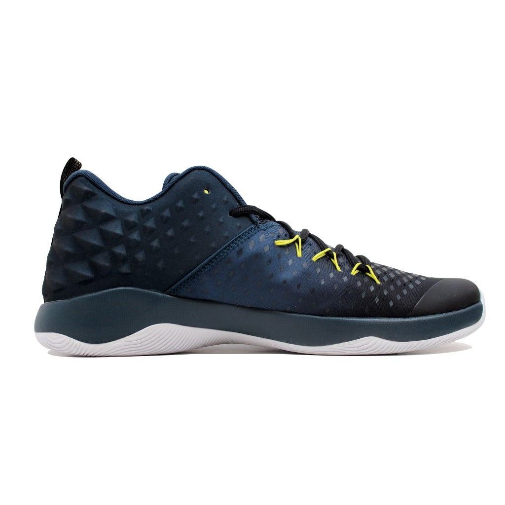 best sneakers 585c2 9860b Shop Nike Men s Air Jordan Extra Fly Black Electrolime-Armory Navy 854551- 014 - Free Shipping Today - Overstock - 20130142