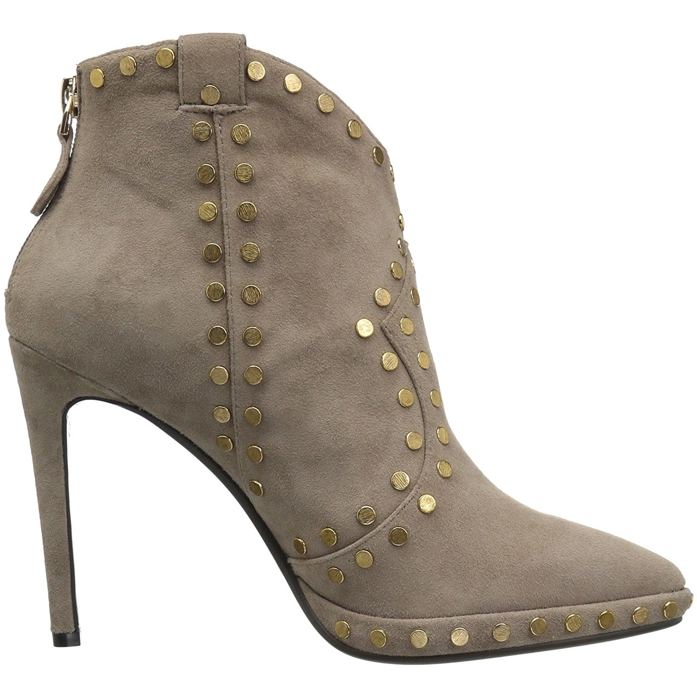 e2b39312e9b Shop Lola Cruz Womens 113z30bk Suede Pointed Toe Ankle Fashion Boots -  arena sand - 8.5 - Free Shipping Today - Overstock - 21942739