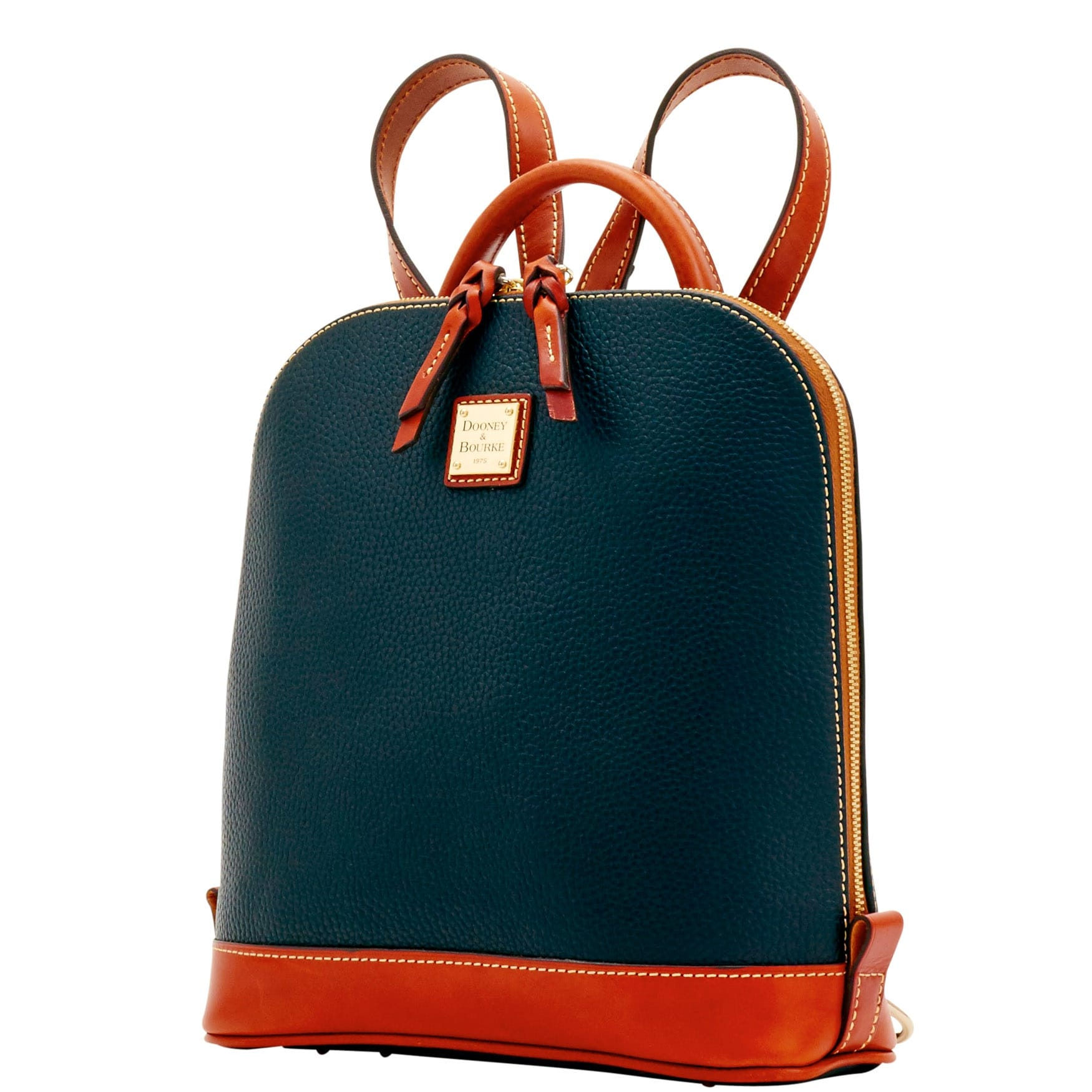 9f9bc2cce3 Dooney   Bourke Pebble Grain Zip Pod Backpack (Introduced by Dooney   Bourke  at  268 in May 2017)