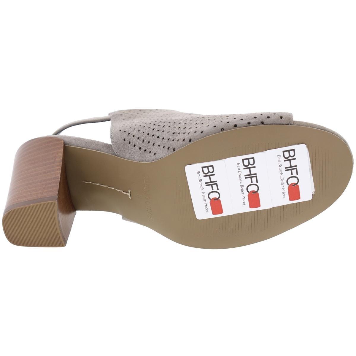 36f0baa6277 Shop Adam Tucker Me Too Womens Meridia Slingback Sandals Mule Stacked Heel  - Free Shipping On Orders Over  45 - Overstock - 21835973