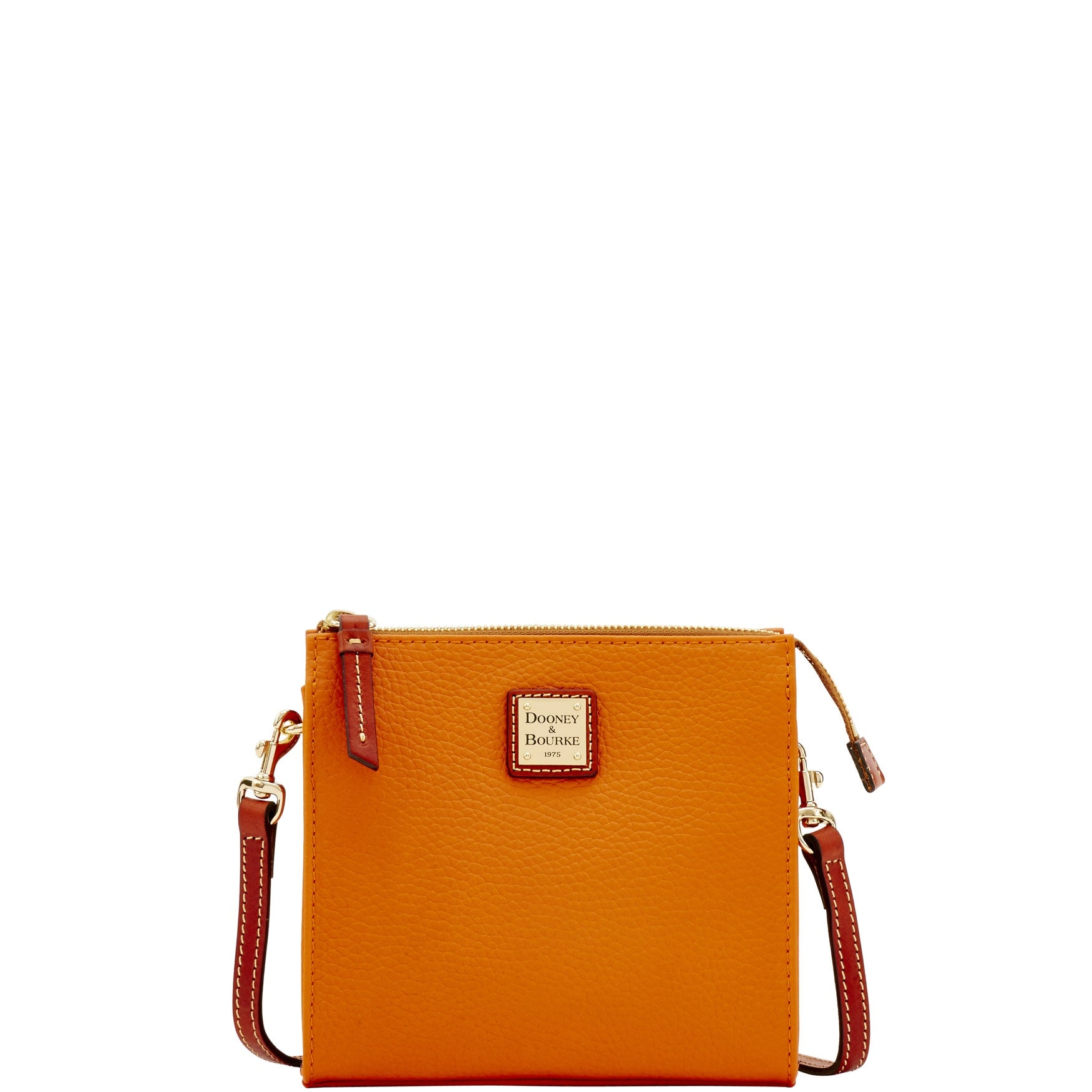 Dooney Bourke Pebble Grain North South Janine Crossbody Shoulder Bag Introduced By At 168 In Dec 2017 Free Shipping Today