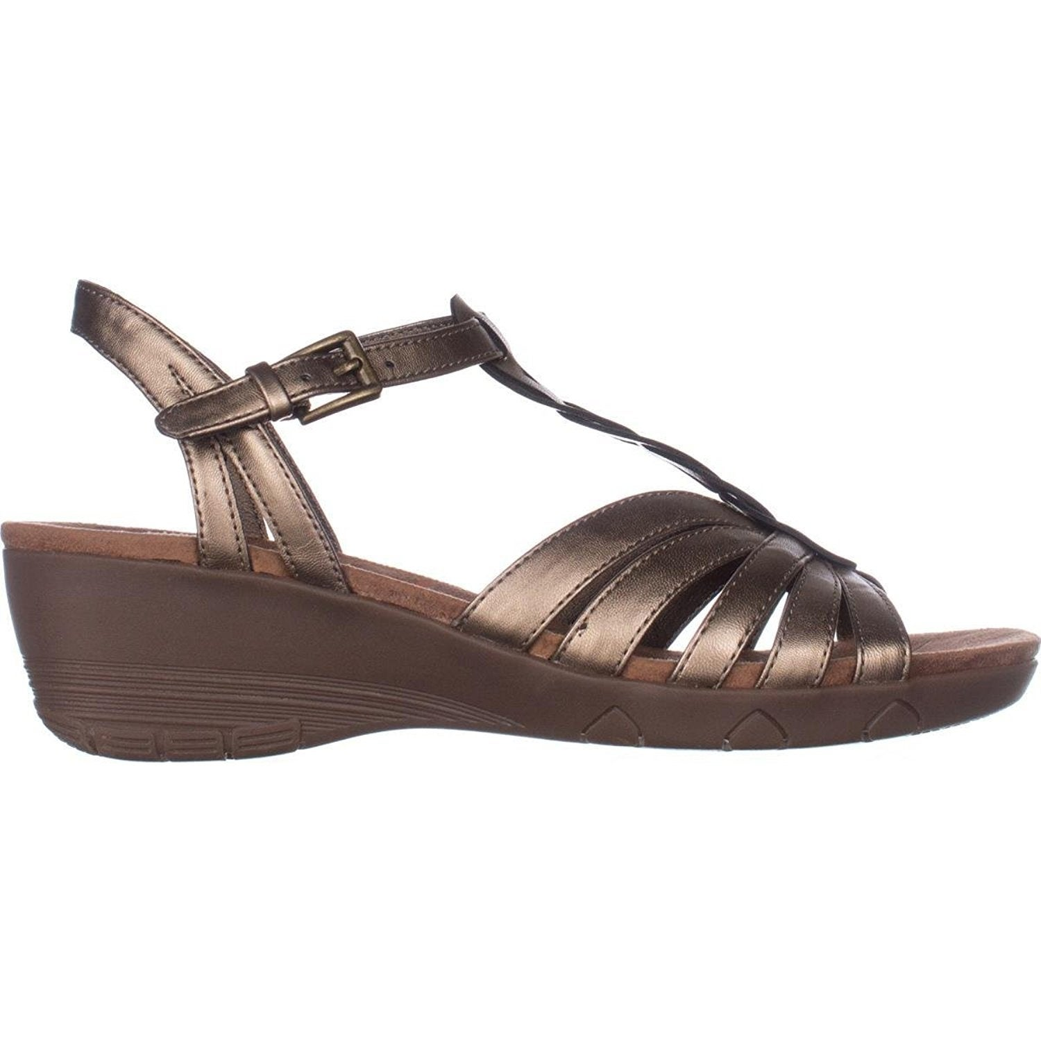 ee5acc53ebb Shop Bare Traps Honora Wedge Sandals - Free Shipping On Orders Over  45 -  Overstock - 17637434