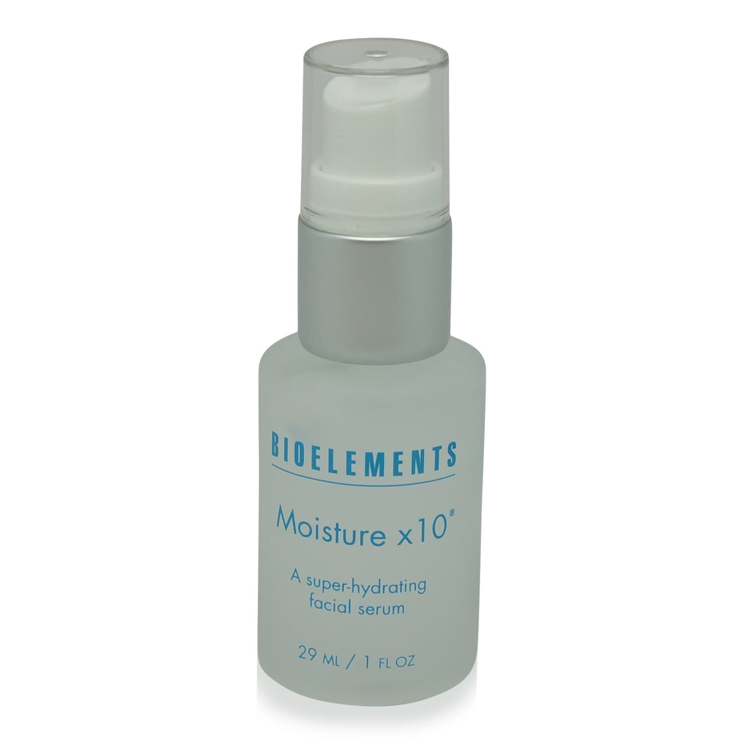 bioelements moisture x10 hydratin, 1 ounce Essy Beauty Natural Eye Gel for Wrinkles, Fine Lines, Dark Circles, Puffiness Bag (Blue)