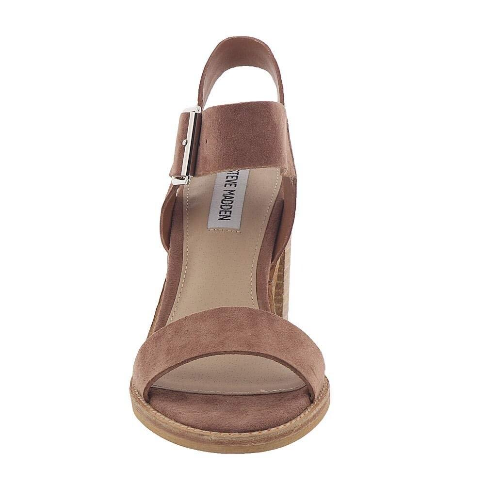 bb2deea1088 Steve Madden Women's Castro Heeled Sandal - 9.5