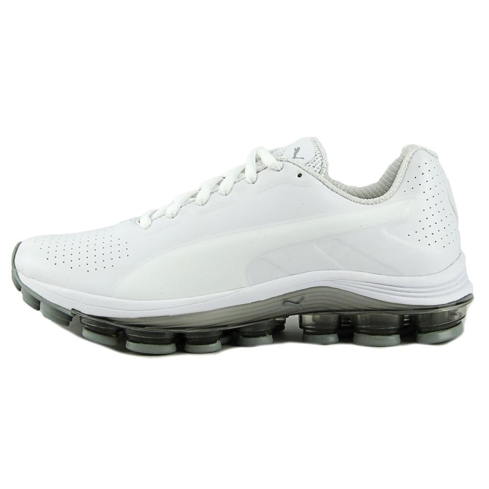 Shop Puma Voltage 180 SL Men Round Toe Synthetic White Sneakers - Free  Shipping On Orders Over  45 - Overstock.com - 14318667 a7215bbc0