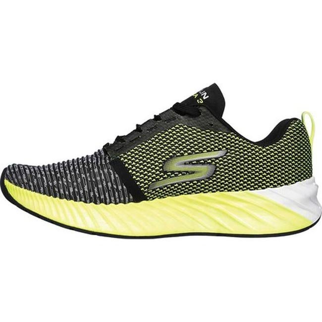 1d02cf69 Shop Skechers Men's GOrun Forza 3 NYC 2018 Running Shoe Black/Lime - Free  Shipping Today - Overstock - 25578089
