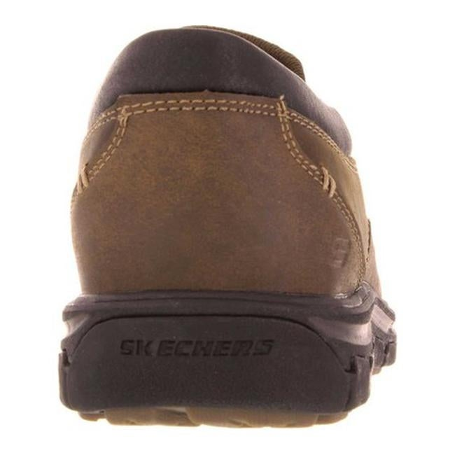 26840925 Shop Skechers Men's Relaxed Fit Segment The Search Brown - On Sale - Free  Shipping Today - Overstock - 9428881